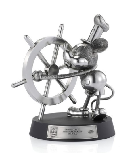 PREORDER  Mickey Mouse Steamboat Willie Limited Edition