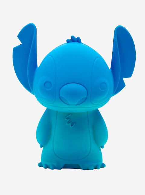 Stitch Silicone Pencil Case - USA Exclusive