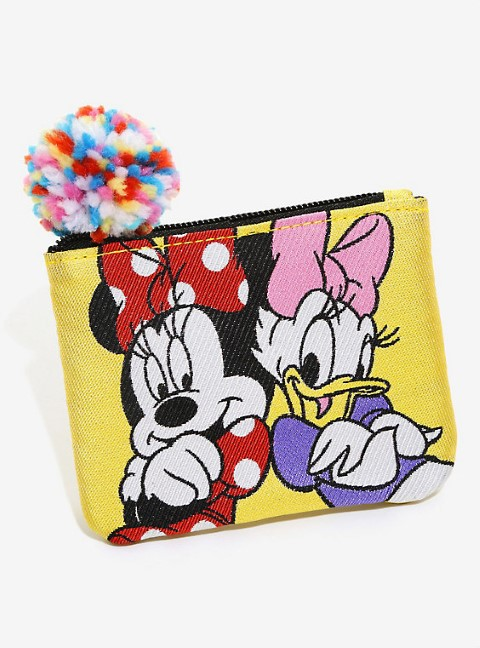 Minnie and Daisy Intarsia Coin Purse - USA Exclusive