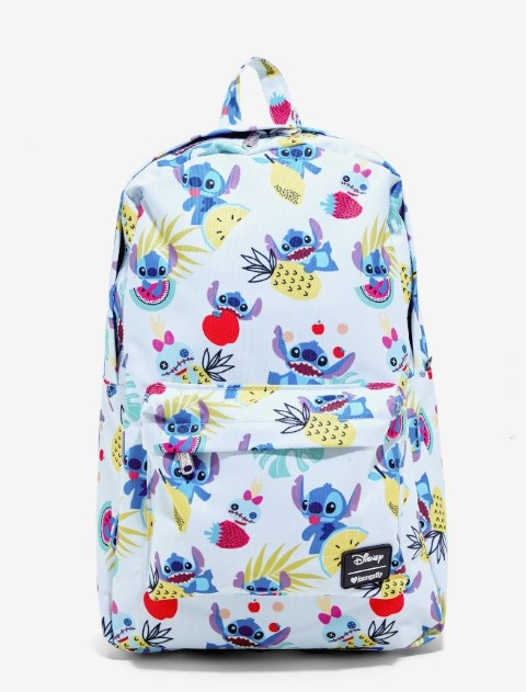 Disney Lilo & Stitch Fruit & Scrump Backpack