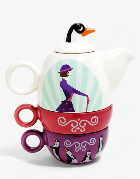 Disney Mary Poppins Returns Tea For Two Set