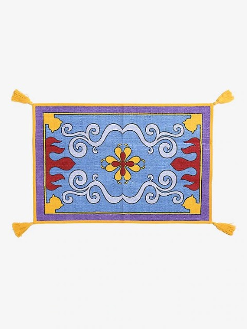 Aladdin Magic Carpet Bath Rug