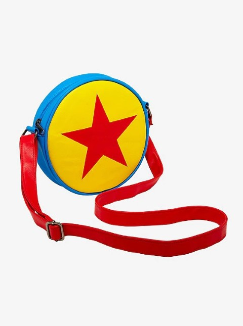 Disney Pixar Toy Story Luxo Ball Crossbody Bag