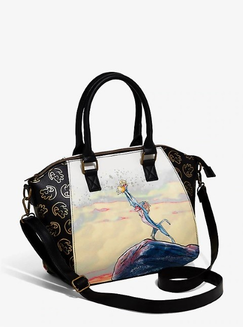 The Lion King Pride Rock Satchel