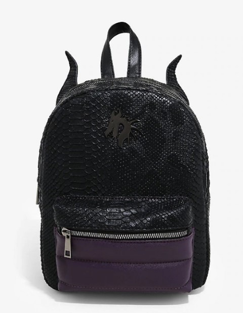 Maleficent Dragon Mini Backpack