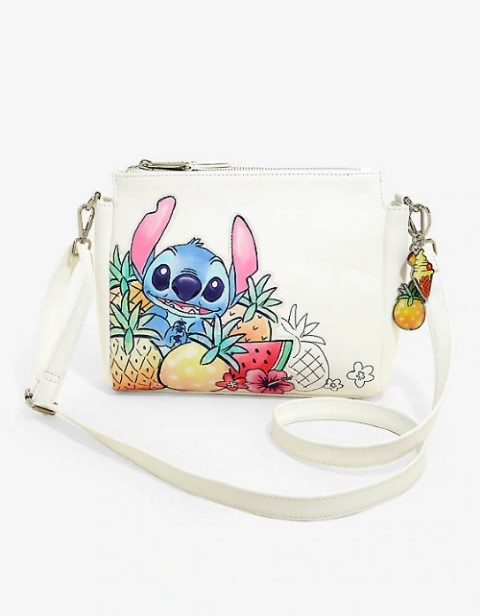 Stitch Fruits Crossbody Bag  USA Exclusive