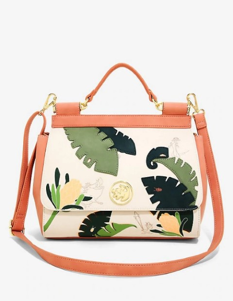 The Lion King Tropical Crossbody Bag
