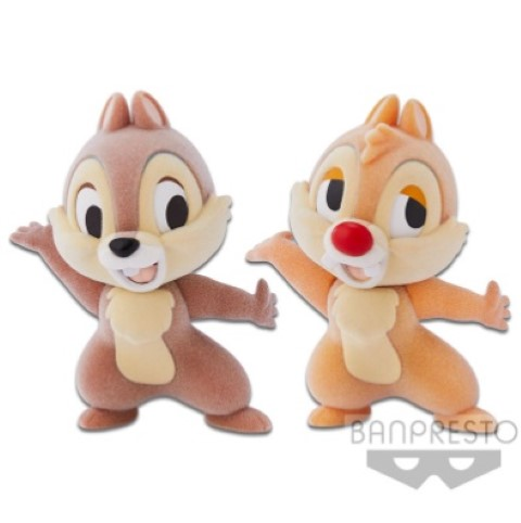 Chip & Dale Fluffy Puffy
