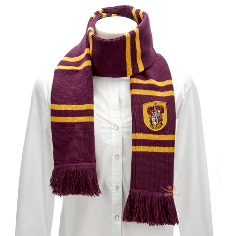 Harry Potter Gryffindor Purple Scarf