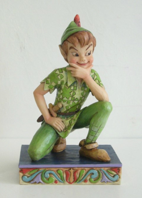 Peter Pan - Childhood Champion Figurine