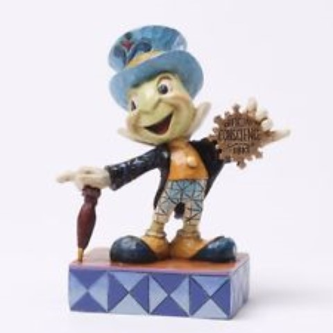 Jiminy Cricket - Official Conscience Figurine