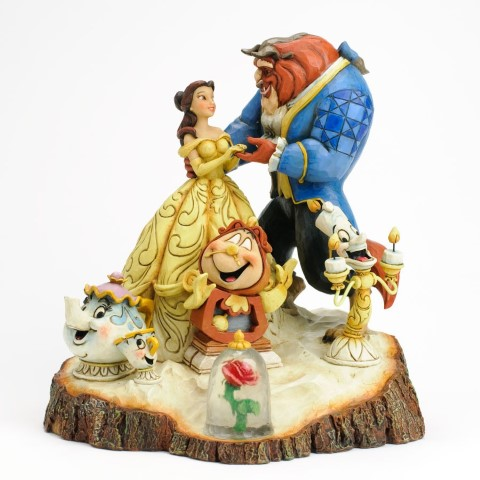 PREORDER Tale As Old As Time - Beauty and The Beast Figure