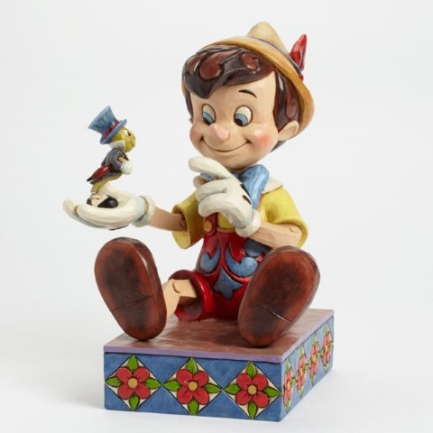 Pinocchio & Jiminy - Just Give A Little Whistle