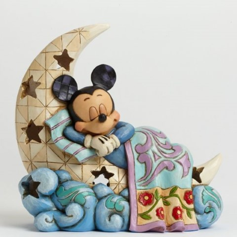 Mickey on the Moon - Sleep Tight Little One