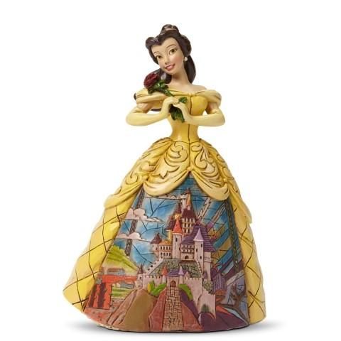 Enchanted   Belle Castle Dress   Disney Traditions