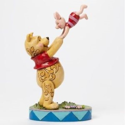 Pooh and Piglet Figure - Disney Showcase