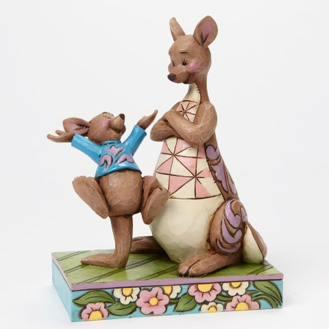 Kanga and Roo Figure