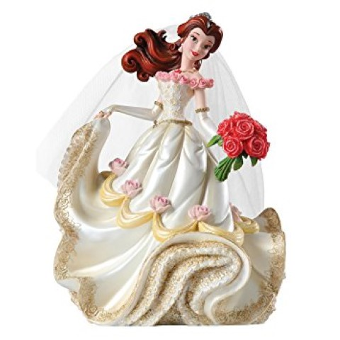 Belle Wedding Figurine - Disney Showcase