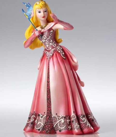 Aurora Masquerade Figurine - Disney Showcase