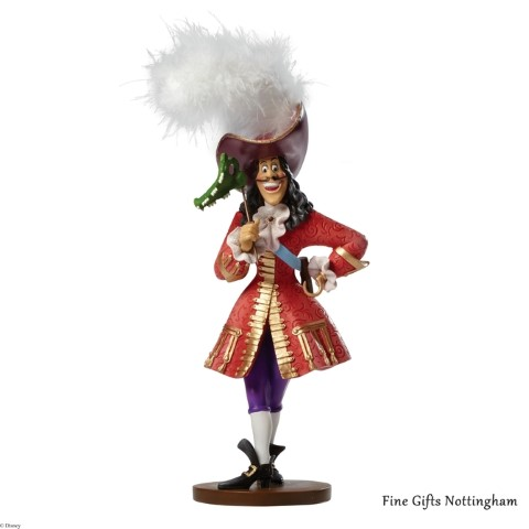 Captain Hook Masquerade Figurine - Disney Showcase