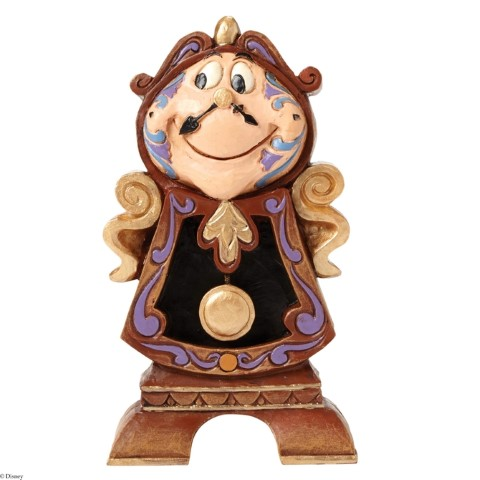 Cogsworth - Keeping Watch Figurine