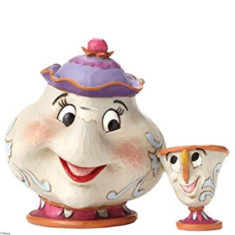 Mrs Potts and Chip - A Mothers Love Figurine