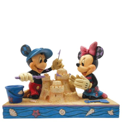 Seaside Sweethearts  Seaside Mickey & Minnie