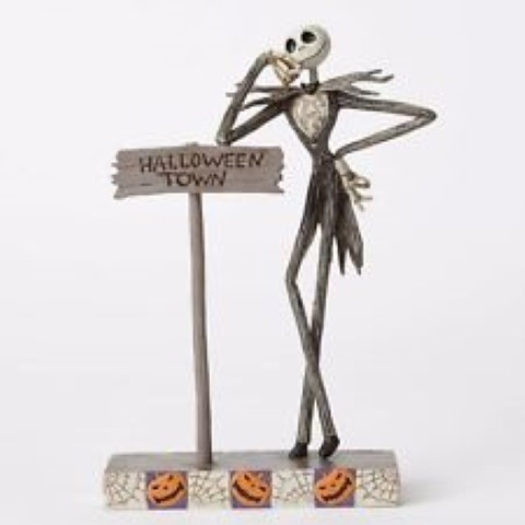 Jack Skellington - Welcome To Halloween Town