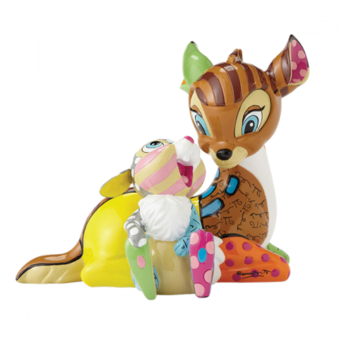 Bambi & Thumper 75th Anniversary Figure