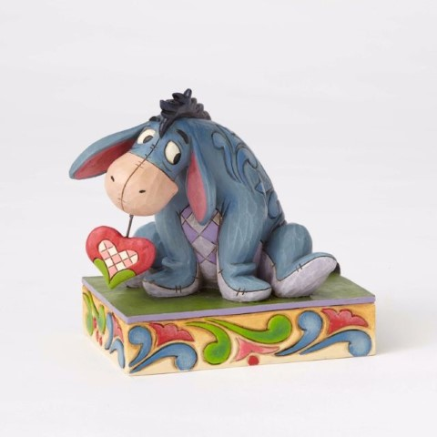 Heart on a String Eeyore