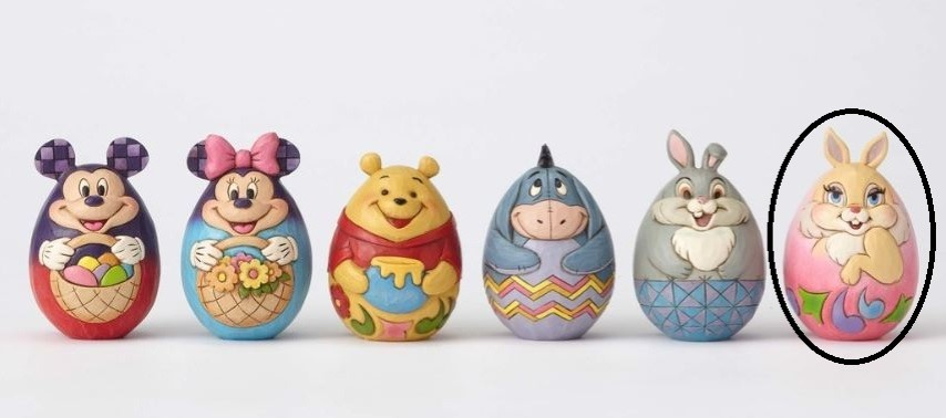 Character Egg Lola  Jim Shore
