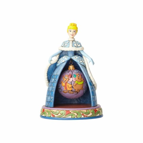 Tidings of Friendship  Cinderella Figure