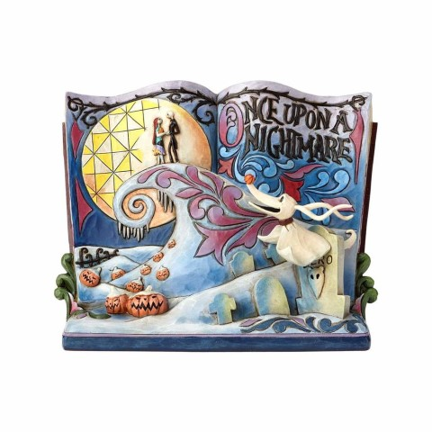 Nightmare Before Christmas Storybook - Disney Traditions