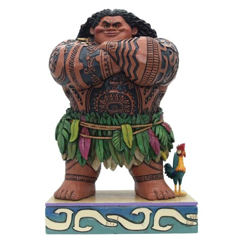 Daring Demigod - Maui - Disney Traditions
