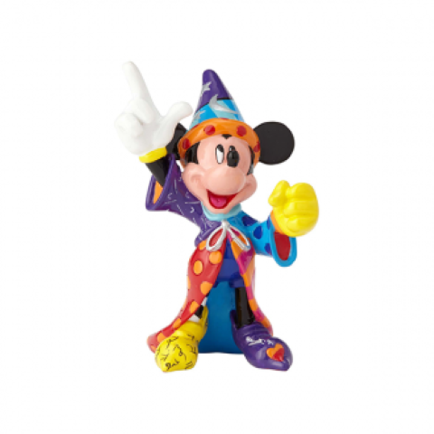 Mini Sorcerer Mickey Figurine