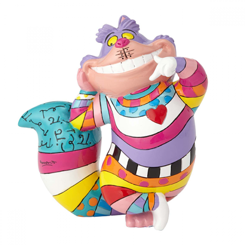 Cheshire Cat Standing Mini Figure