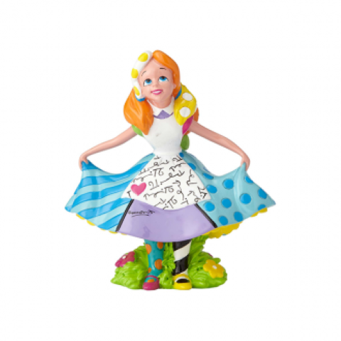 Mini Alice in Wonderland Figurine
