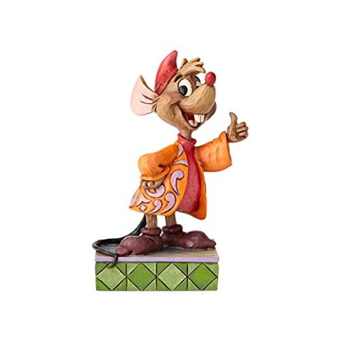 Jaq Personality Pose Figurine - Thumbs Up