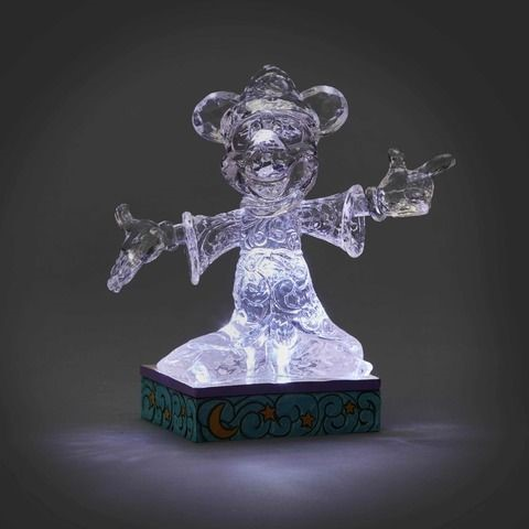 Sorcerer Mickey Illuminated Ice Bright Sorcerer Mickey