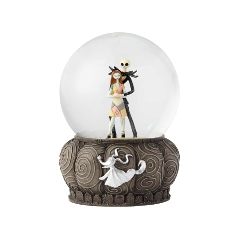 PREORDER  Jack and Sally Waterball Disney Showcase