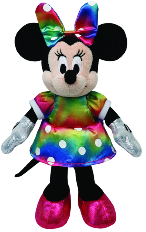 Beanie Boos Regular Minnie Ty Dye