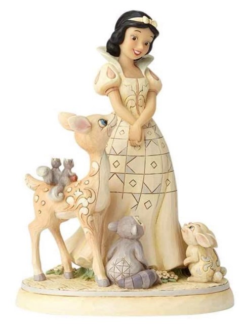 Forest Friends White Woodland Snow White  Disney Traditions