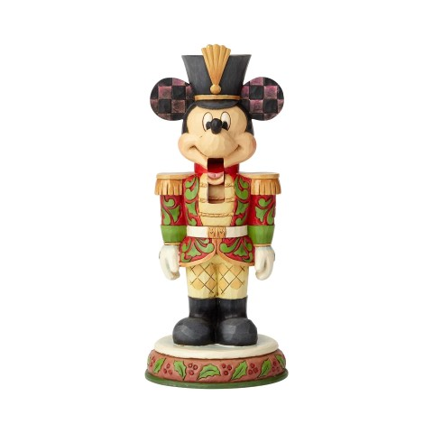 Stalwart Soldier Nutcracker Mickey