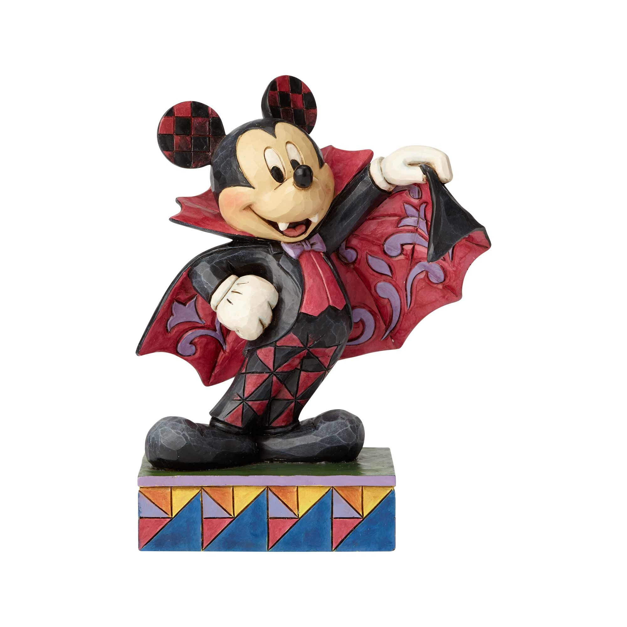 Colourful Count Vampire Mickey