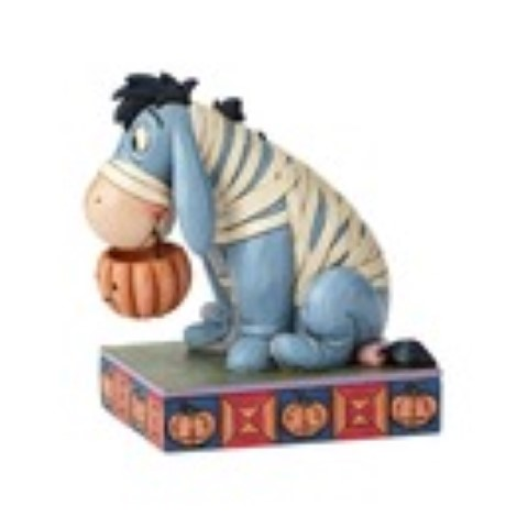 Melancholy Mummy  Eeyore in Mummy Costume