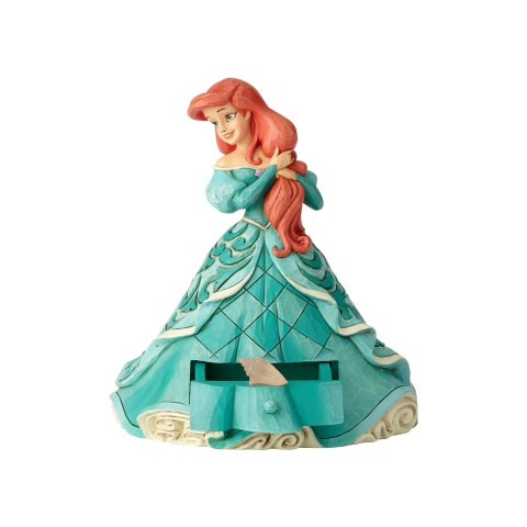 Ariel with Shell Charm - Disney Traditions