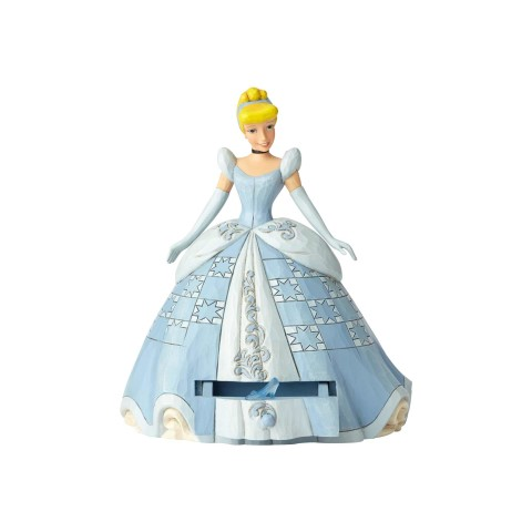 Cinderella with Shoe Charm - Disney Traditions
