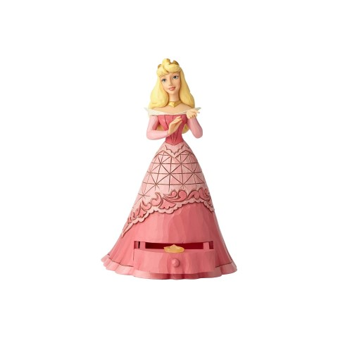 Aurora with Tiara Charm - Disney Traditions