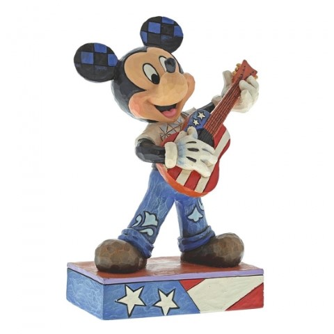 Mickey Rock and Roll - American Anthem