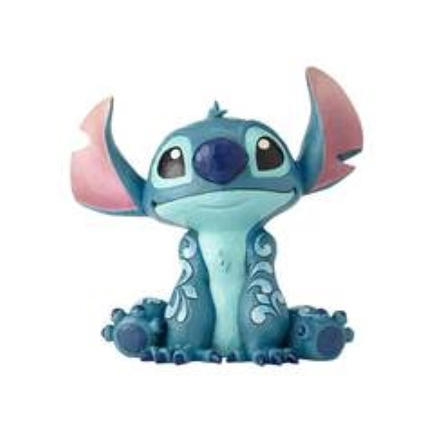 PREORDER  Stitch Statue - Big Trouble - Disney Traditions